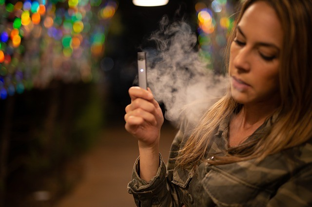 What does the law say about e-cigarettes?